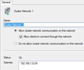 Microsoft 70-412 Certification Exam Blueprint Walkthrough Study Failover Cluster Manager Configure Networking