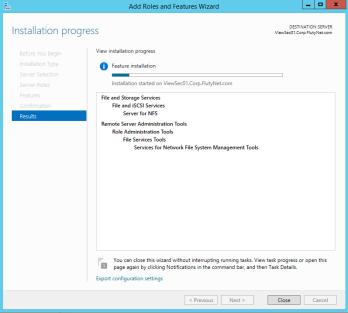 Microsoft 70-412 Certification Exam Blueprint Walkthrough - NFS